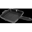 Чугунная сковорода-гриль с антипригарным керамическим покрытием Forester