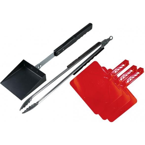 Набор инструментов для гриля Forester BBQ-3F