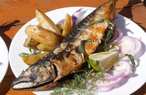 5 лучших маринадов для рыбы на гриле