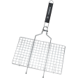 Решетка-гриль со съемной ручкой 22х35 см, Forester Mobile, BQ-S01M