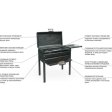 Гриль-скворчер-коптильня Forester Base SKV-B