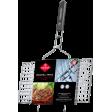 Решетка-гриль со съёмной ручкой 22х44 см Forester, BQ-S02