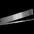 Набор шампуров в футляре Forester RZ-500T, 6 шт