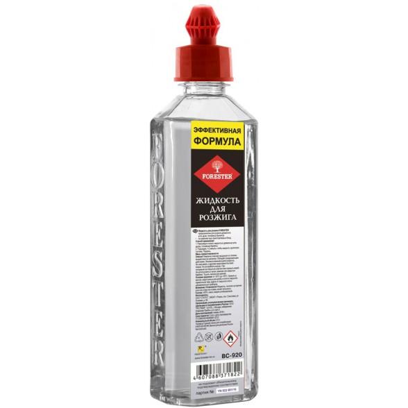 Жидкость для розжига 0,5 л Forester, BC-920