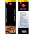 Набор для мяса-гриль (щипцы+нож) Forester BC-772, 31 см