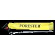 Набор шампуров в чехле 55 см Forester Mobile, RZ-550M