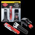 Набор нож-штопор и 2 многоразовые пробки Forester С829