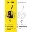 Решетка-гриль объемная большая с антипригарным покрытием 26х38 см Forester, BQ-NS03