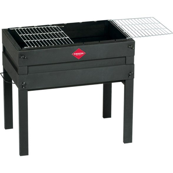 Термо-мангал с двойными стенками Forester BQ-909, 54х34 см