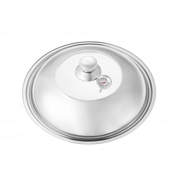 Крышка-гриль для сковороды «Термо-контроль» Forester, CI-08