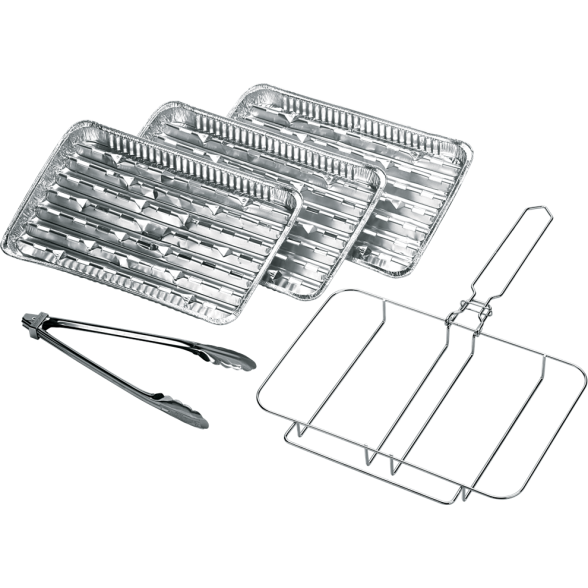 Комплект одноразовых «Решеток-гриль» Forester BQ-L1