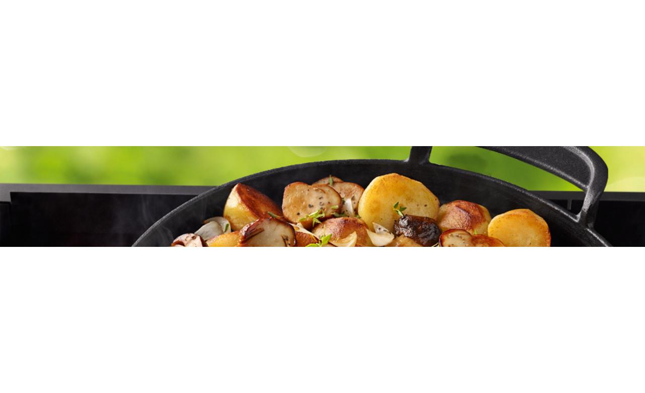 Посуда для готовки на огне