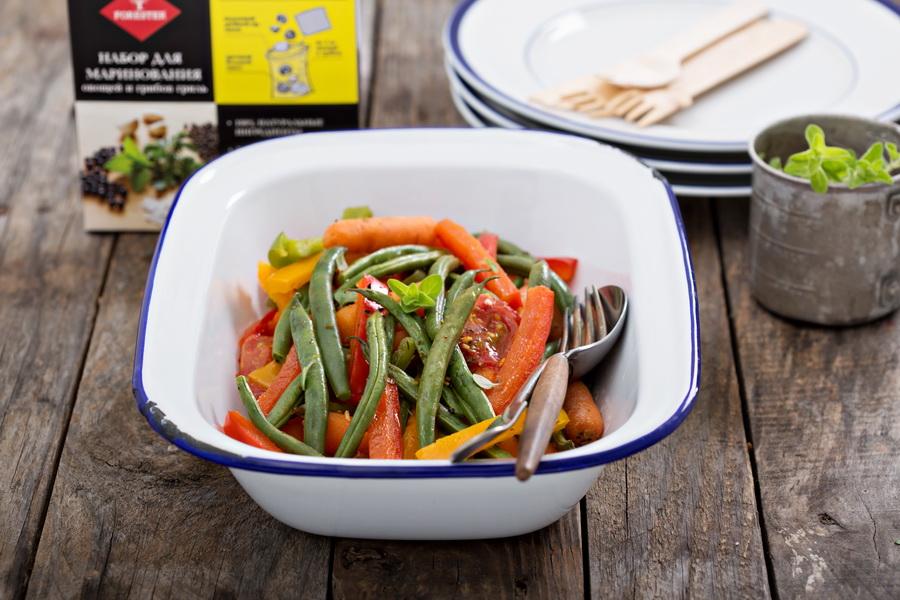 Рецепт «Овощи, запеченные в фольге»