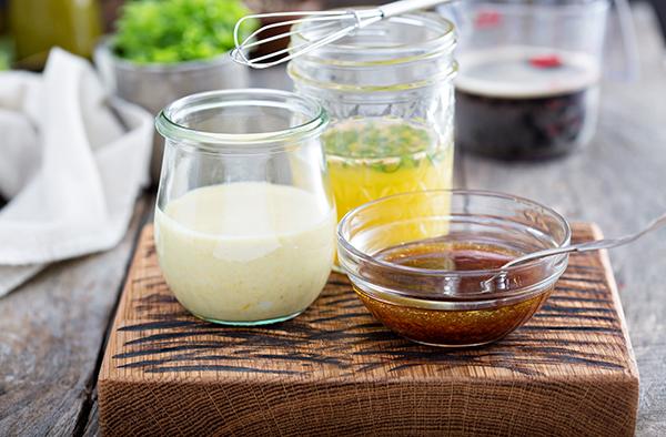 Рецепт 5 соусов, которые заменят майонез