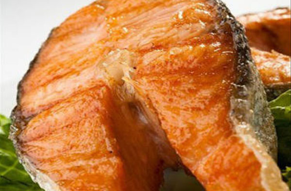 Филе лосося «Сицилиана»