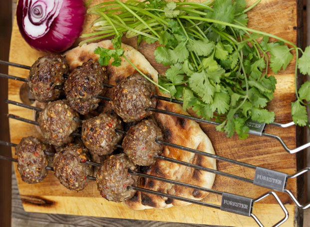 Рецепт кебаба с кешью